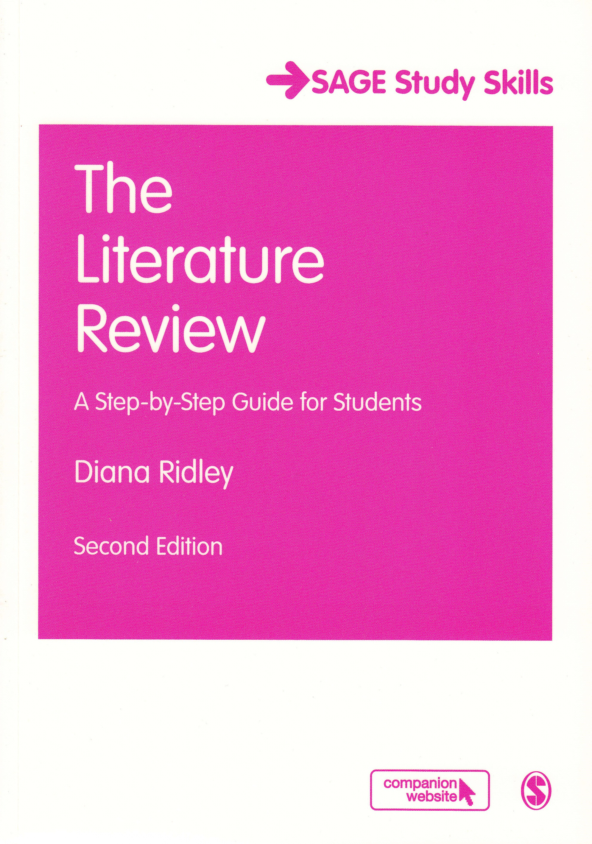 the literature review a step-by-step guide for students by diana ridley
