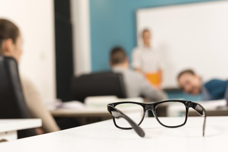 Low vision course