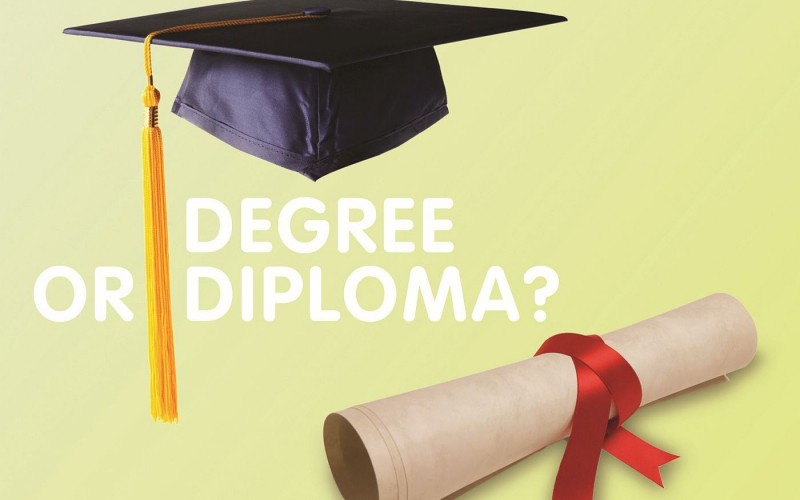Degree or Diploma?