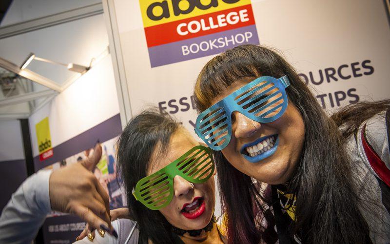 ABDO College and Bookshop at 100% Optical