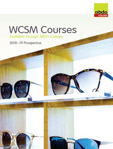 2018/19 WCSM Prospectus - ABDO College