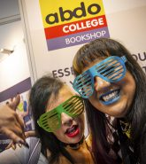 ABDO College at Optrafair