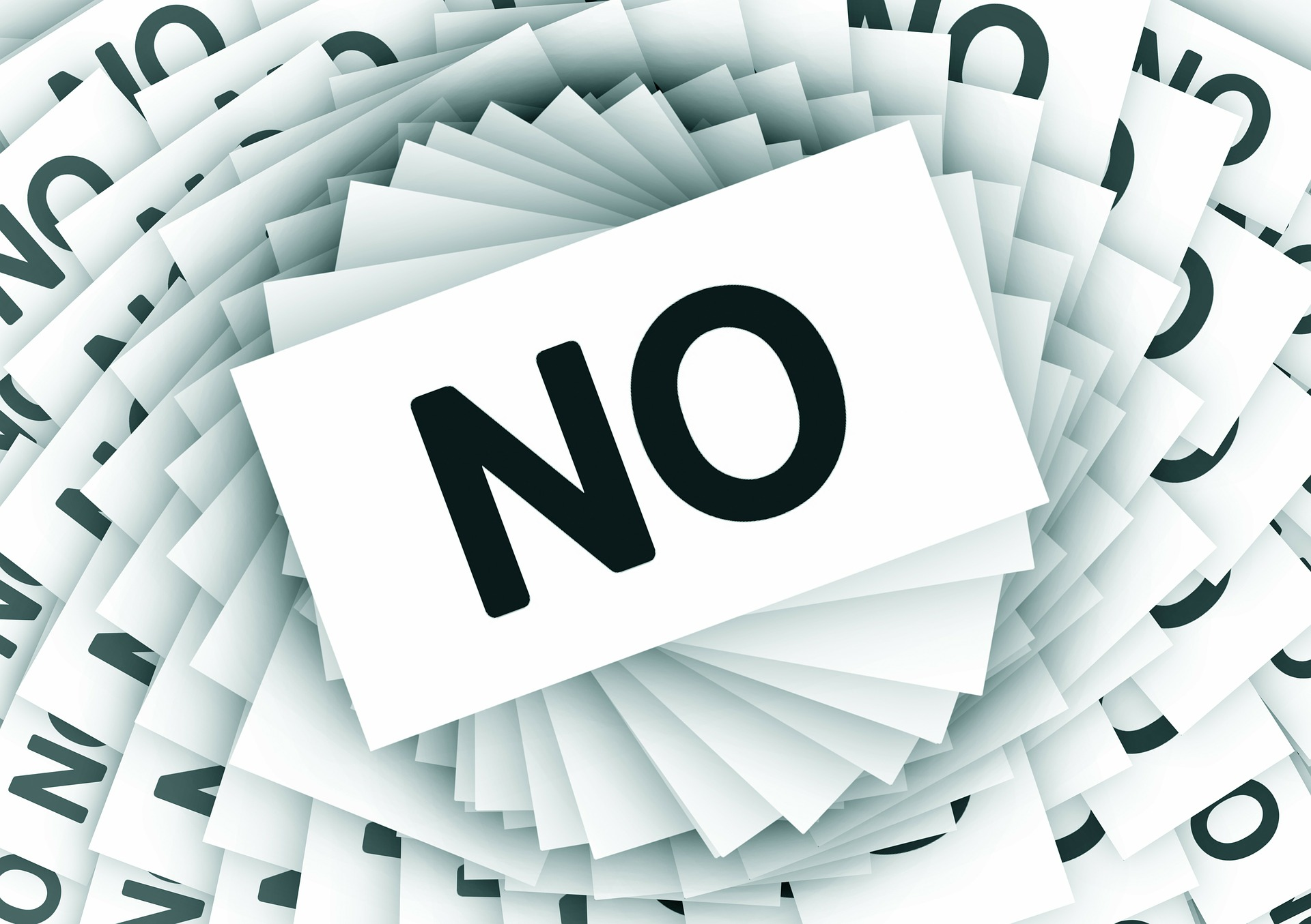 How to have the willpower to say no in practice
